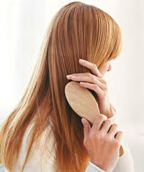 Comb or Brush First
