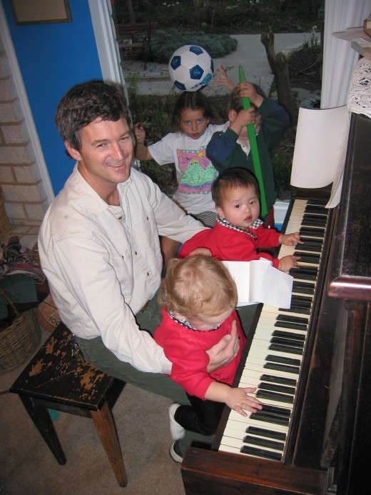 Piano Learning is Fun for Families
