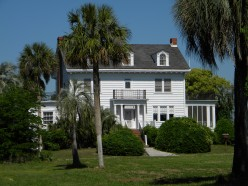 Georgia's Historic Southern Plantations : Butler Island Rice Plantation