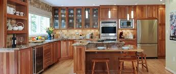 Home Improvements: Remodeled Kitchen With Island