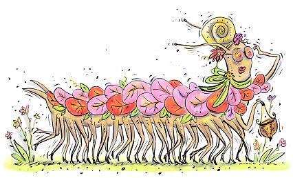 Cindy The Centipede