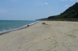 Kara Dere beach