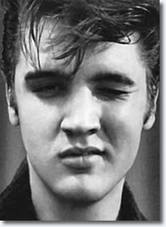 ELVIS - THE KING OF ROCK AND ROLL