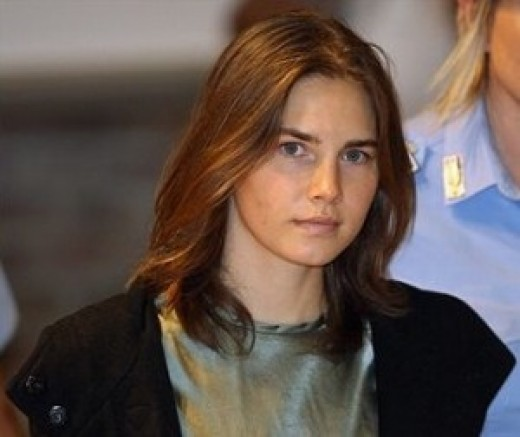 Amanda Knox had originally accused African bar owner, Patrick Lumumba, of the murder she stood accused of.  It works in the US so why not in Italy?
