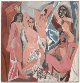 Le Demoiselles d'Avignon 1907