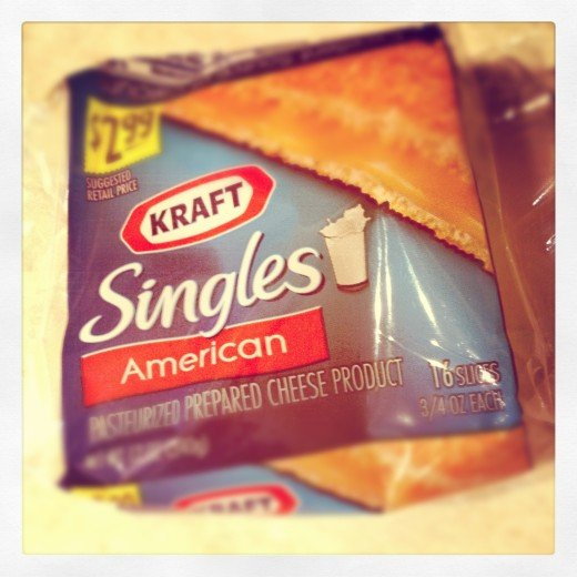 When it comes to sandwich slices, it has to be Kraft!