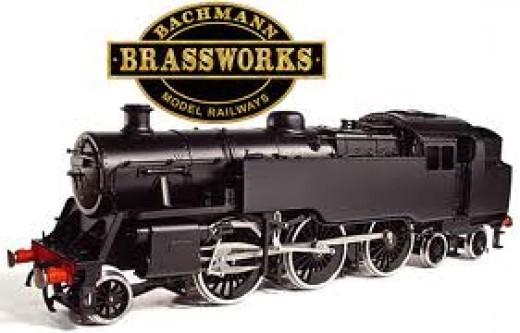 Bachmann 'Brassworks' 'O' Gauge BR Standard Class 4 2-6-4T (unliveried)