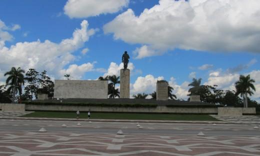 Ernesto Guevara, Santa Clara, Cuba