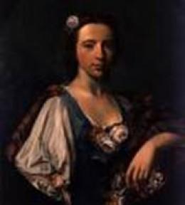 Portrait of Anna Maria Lane