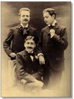 Marcel  Lucien & Daudet