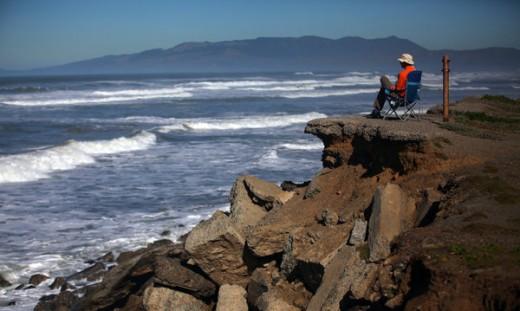 San Francisco's Disappearing Ocean Beach