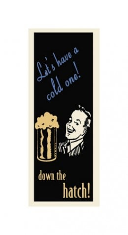 Let's Have a Cold One!