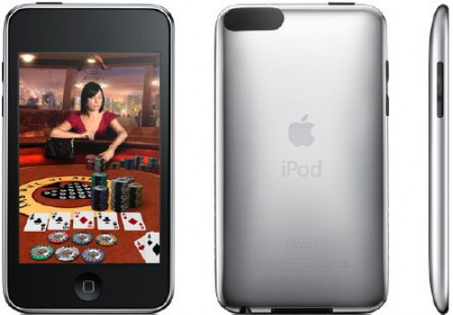 The second-generation iPod Touch has a model number of A1288.