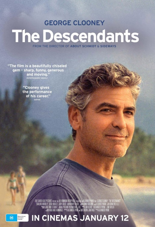 The Descendants Movie Poster #4