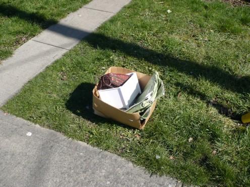 Box. Free. Stuff.