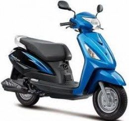 Introduces SWISH 125 Scooter