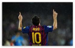 Lionel Messi: Football God