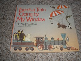 The perfect book about trains, and so much more...
