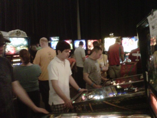 Everybody loves pinball, right?