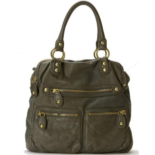 Dylan Zip Tote Holiday