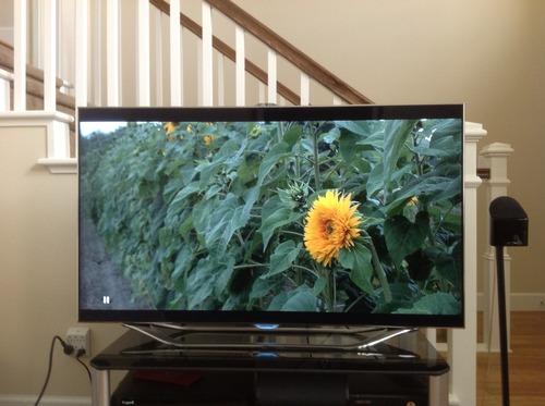 Samsung UN55ES8000 55-Inch 1080p 240Hz 3D Slim LED HDTV - 2013 Top 10 Ultimate Birthday Gifts for Men