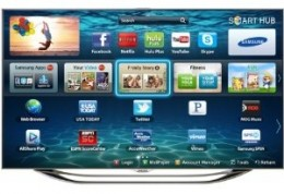 Samsung UN55ES8000 55-Inch 1080p 240Hz 3D Slim LED HDTV - 2013 Top 10 Ultimate Birthday Gifts for Men