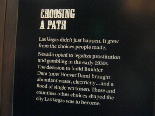 Choosing a path...