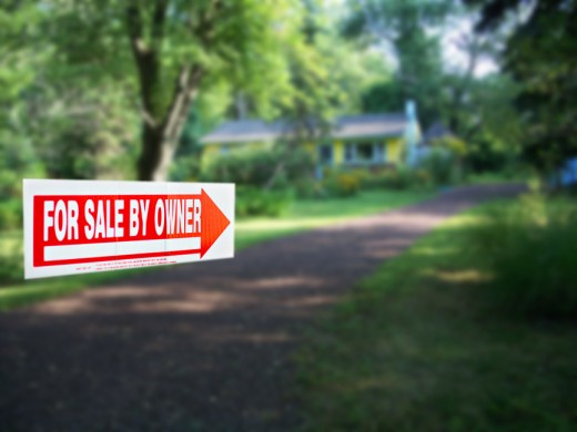 In an upcoming article in this series I will explain how to place signs for the maximum exposure--to get your house sold fast!