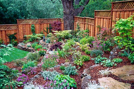 Gardens, arbors and other special features can set your listing apart from others