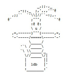 April Fool's Day: Jack-in-the-Box, Clowns and Jesters in ASCII Text Art