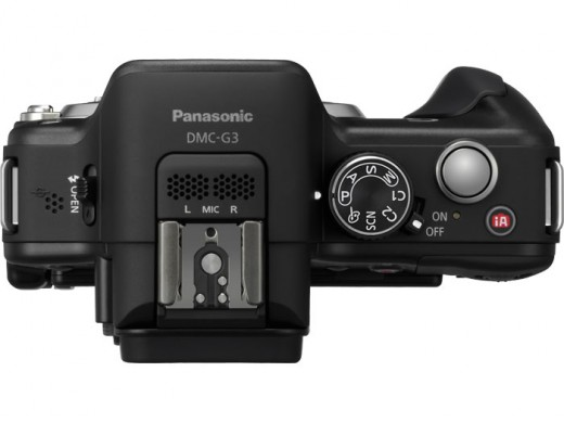 The new Panasonic Lumix G3