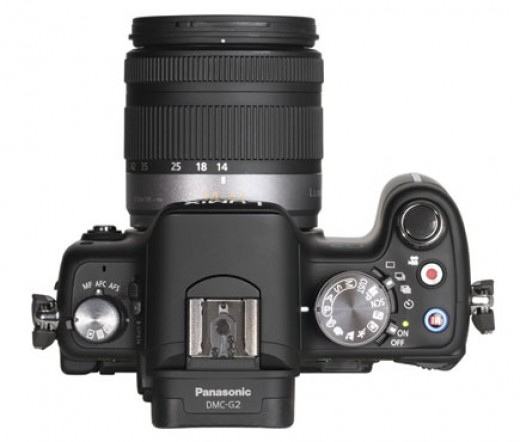 The Panasonic Lumix G2
