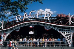 Kennywood Roller Coasters (The Racer)