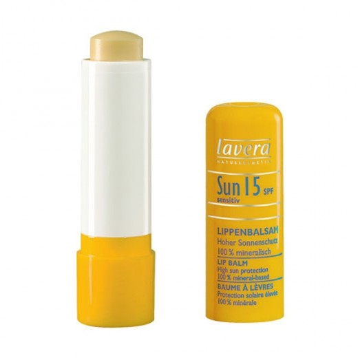 Lavera Lip Balm with SPF15