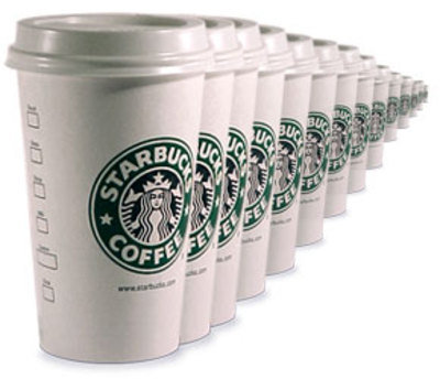 There is an alternative to Starbucks - bring your own coffee