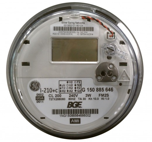 Smart Meter | image credit: BGE