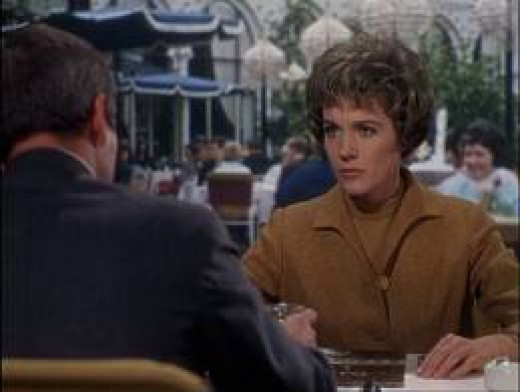 Julie Andrews as Sarah Sherman, gives an underrated performance as a woman who suddenly finds that the fiancé she loves, is behaving in a way she cannot comprehend