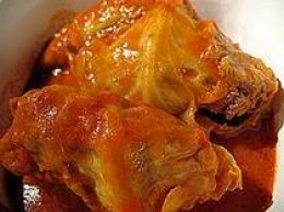 Russian Stuffed Cabbage Leaves