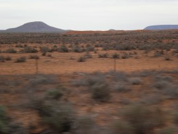 Pictures of Australia. Western Australia´s highway scenery.