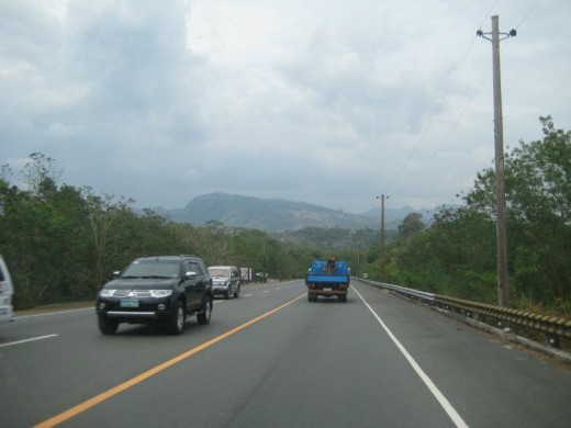 Subic highway 1