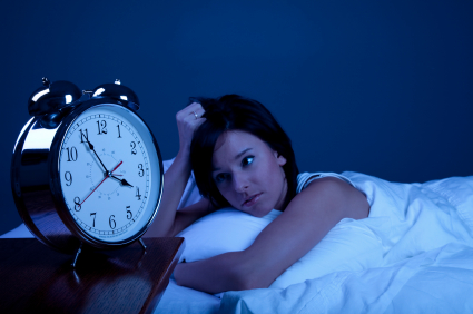 Tension is also a major factor for not having a proper sleep!