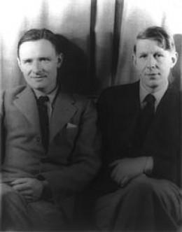 Christopher Isherwood & W.H.Auden