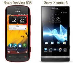 Sony Xperia S or Nokia PureView 808  What do you suggest ?