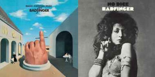 1969 and 1970-1 LP