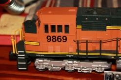 How To Add TMCC Command Control and Sound To A Lionel Diesel