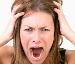 GUYS, DO YOU REALLY LOVE FOR A WOMAN TO SCREAM AT YOU? THEN THINK ABOUT WHAT YOU ARE GOING TO SAY.