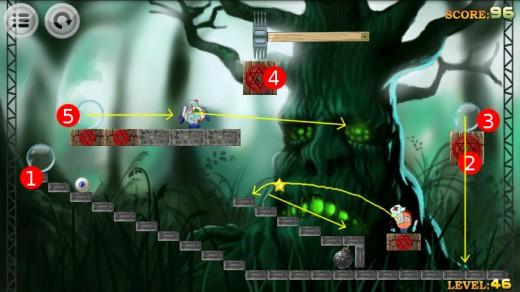 Devil hunter level 46