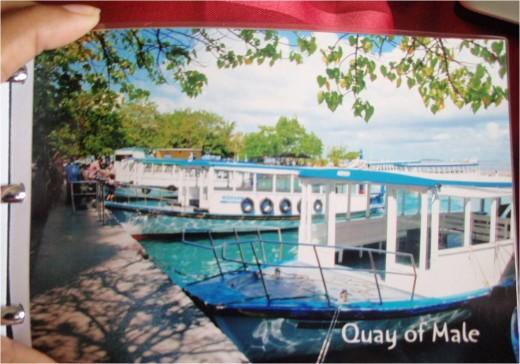 Quay of Male