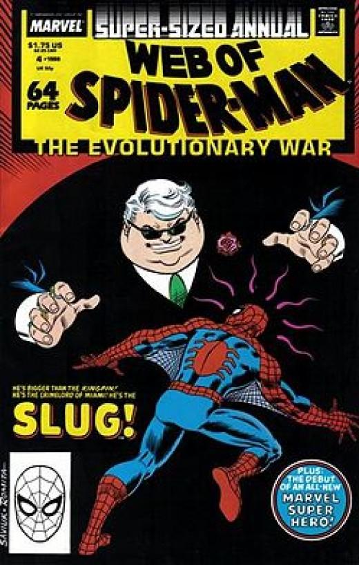 The Slug - Crime Lord