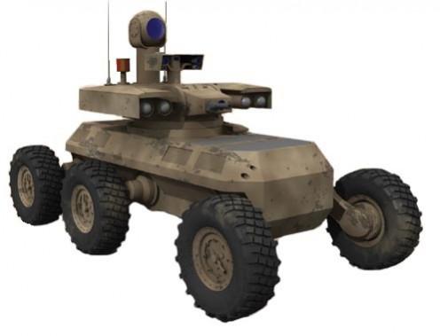 Future Combat Systems MULE-ARV
